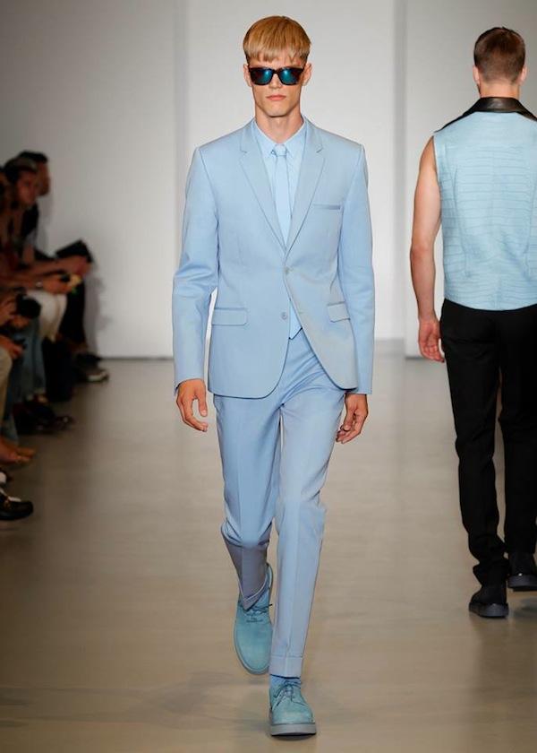 Calvin Klein SS14 – Milan Fashion Week