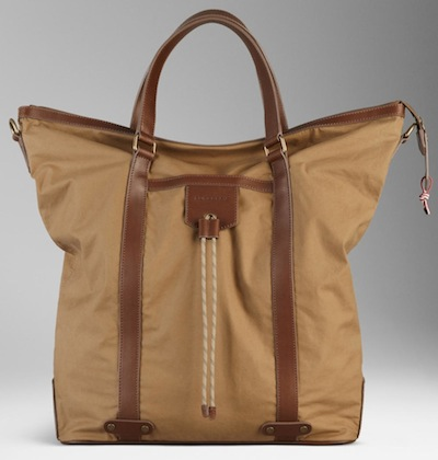 Burberry-Canvas-Tote-Bag