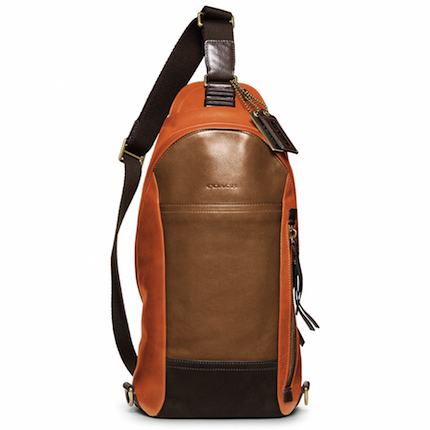 Coach-sling-pack-bleeker-travel-bag