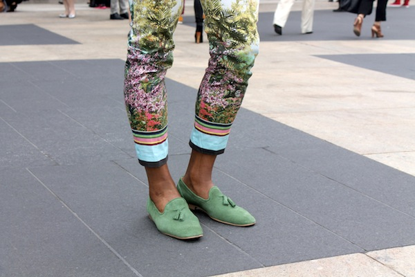 fashion-week-street-style-color-pants-andrew-villagomez