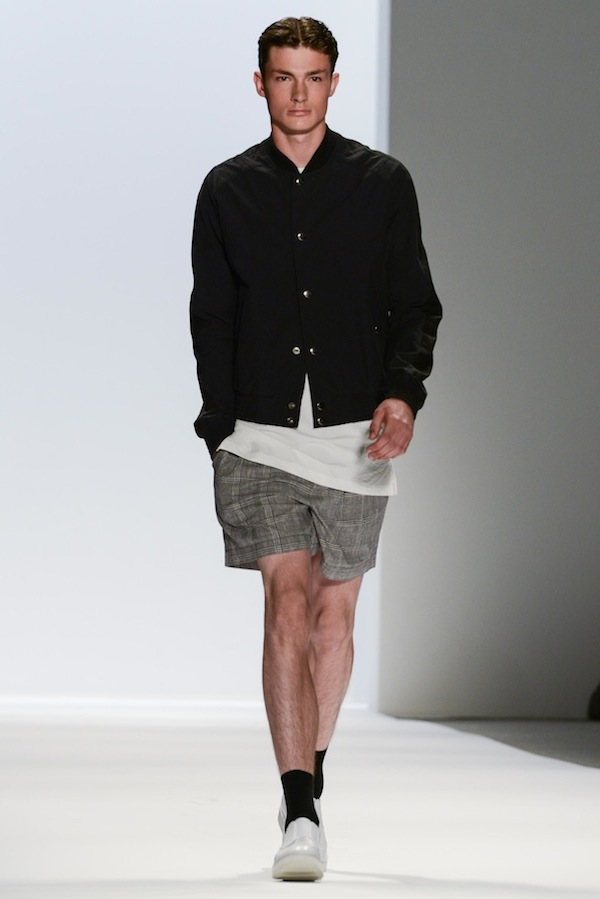RICHARD CHAI LOVE and Mens Spring/Summer 2014 Runway Show