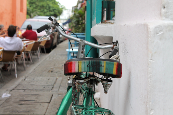 cartagena-old-city-streets-bike