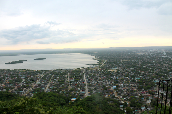 Cartagena-pie-de-la-popa-landscape-sky-view