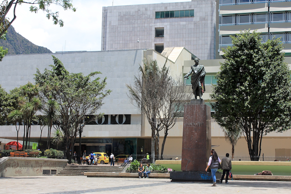 Bogota-Candelaria-Downtown-Gold-Museum