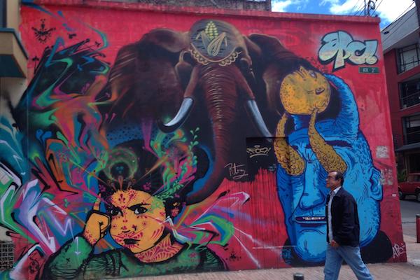 Bogota-Candelaria-Downtown-Wall-Art