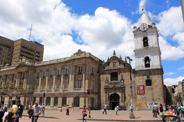 Bogota-Candelaria-Downtown
