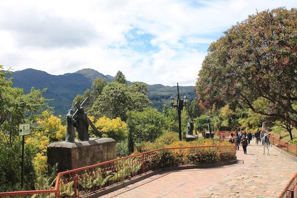 Bogota-Monserrate-Mountain-Path-2