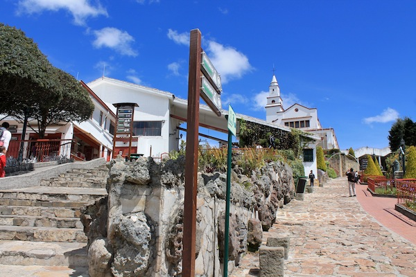 Bogota-Monserrate-Mountain-Top-Church