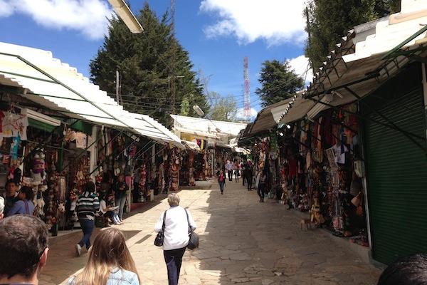 Bogota-Monserrate-Mountain-Top-Market
