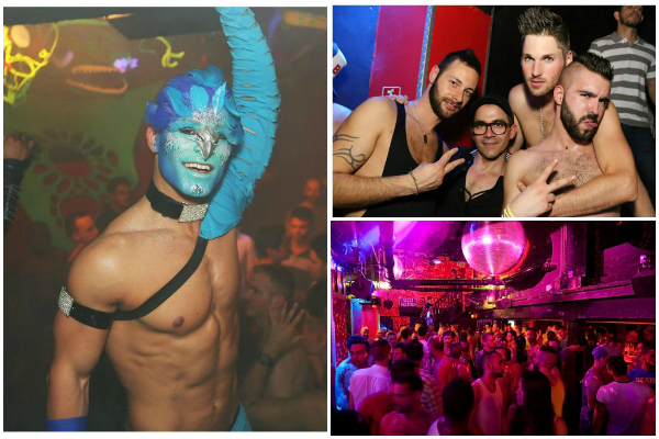 gay nightlife in paris