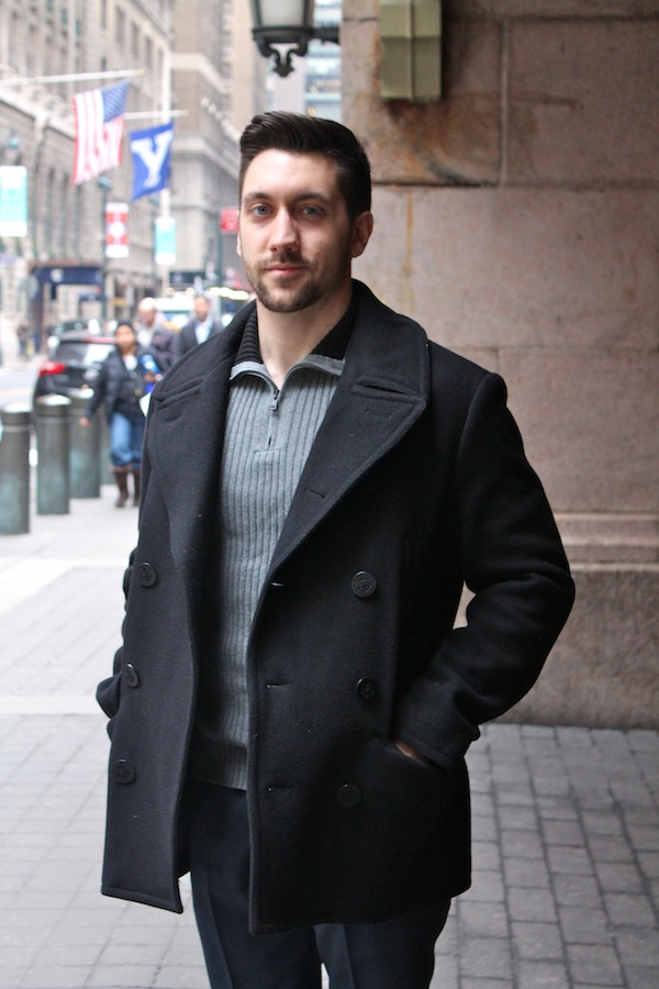 Outfit: The Business Casual Winter City Traveler