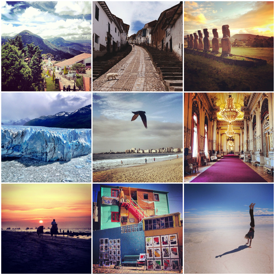 South America Travel Inspiration Photos For 2014 | Vee Travels
