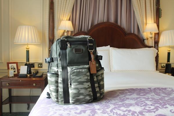Tumi Alpha Bravo Lejeune Backpack Tote Tumi-lejeune-backpack-tote