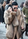 Street Style: Men's Fur Coats, Accessories & Chic Looks From NYFW F/W 2014