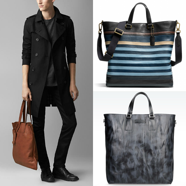9 Stylish Leather Totes To Get Now | Vee Travels