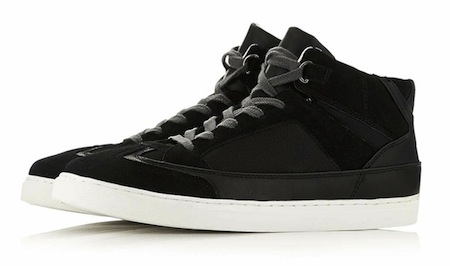 Topman-Black-Double-Layered-Hi-Tops
