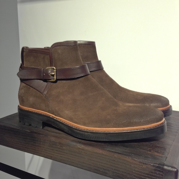 Preview: Coach Men's Fall 2014 Introduces Full Footwear ...