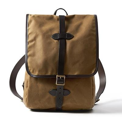 Filson-Tin-Cloth-Backpack