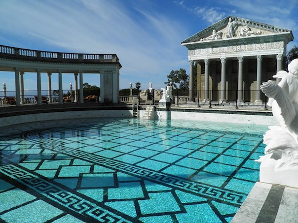 hearst-castle-Neptune-pool