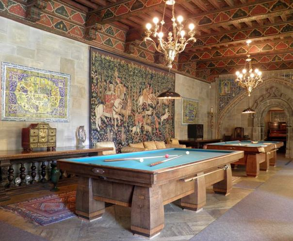 hearst-castle-pool-room