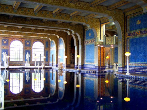 Hearst-Castle-Roman-Pool-1