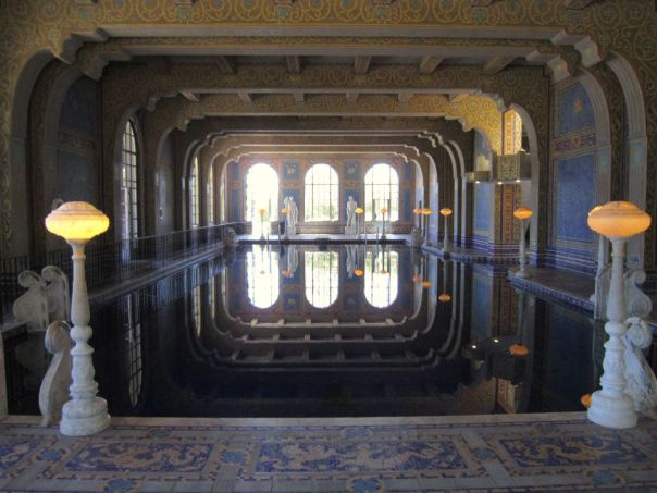 Hearst-Castle-Roman-Pool