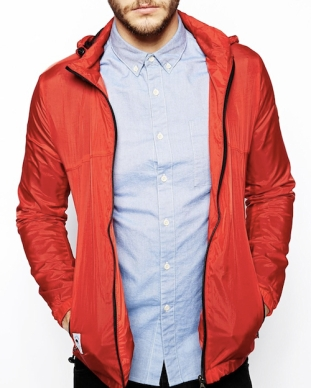 Bellfield-windbreaker