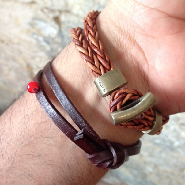 Coach-Philip-Crangi-Double-Braid-Toggle-Bracelet