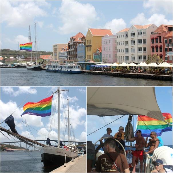 curacao-gay-pride-boat-sail-cruise-1