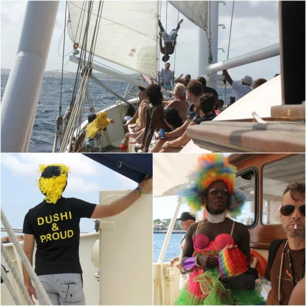 curacao-gay-pride-boat-sail-cruise-4