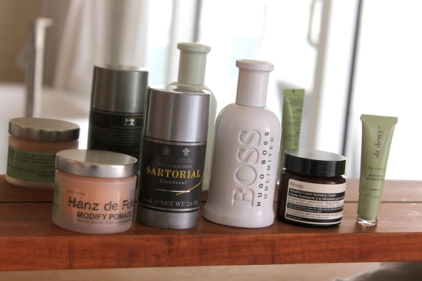 last-minute-trip-grooming-products