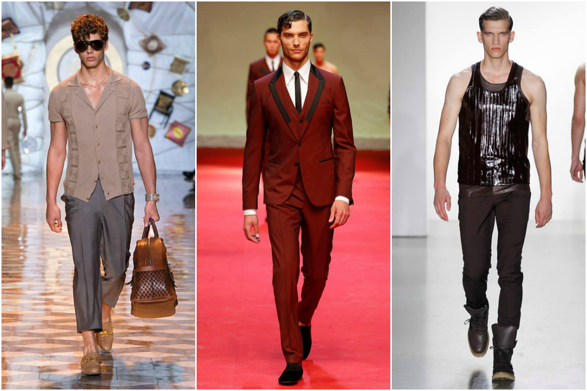 Men's Fashion Shows 2015 spring summer men s
