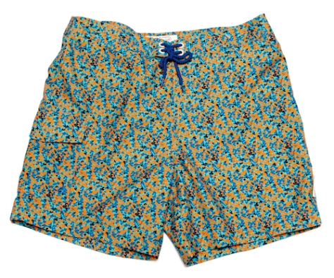 Original-Penguin-Fixed-Volley-Geo-Camo-Swim-Short-3