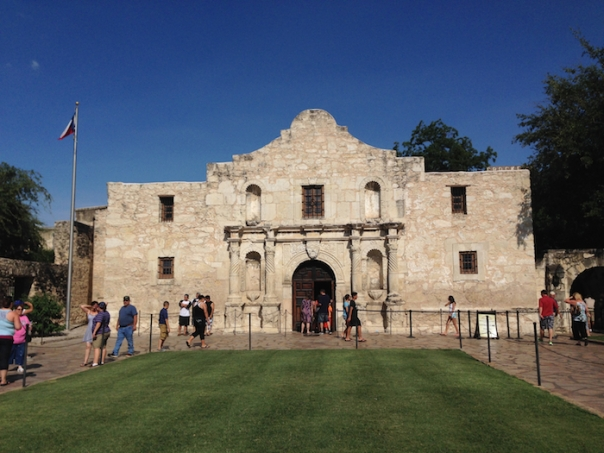 texas-san-antonio-the-alamo