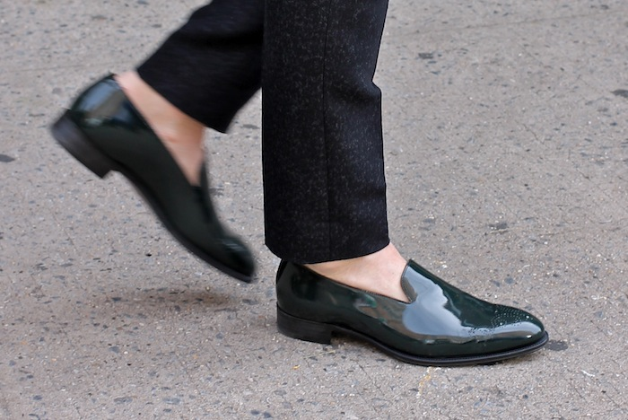20 Of The Best Men S Shoes From New York Fashion Week Street Style Vee Travels