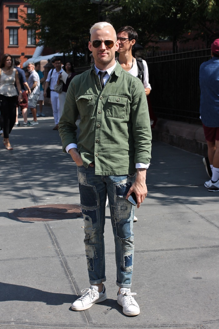 Earth Tone Styling To Use Now From Nyfw Street Style Vee