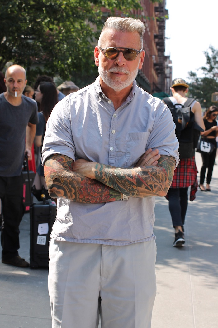 Men S Street Style From New York Fashion Week Spring