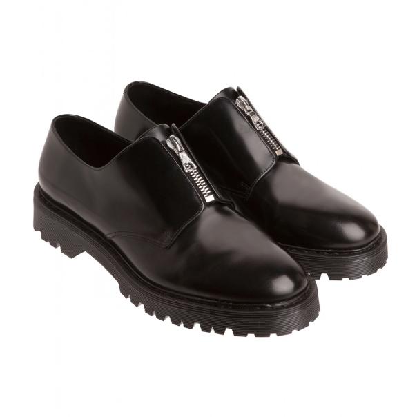 Sandro-Fear-Zip-Up-Derby-Shoe