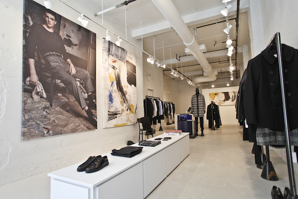 Sandro-Homme-Store-New-York-1