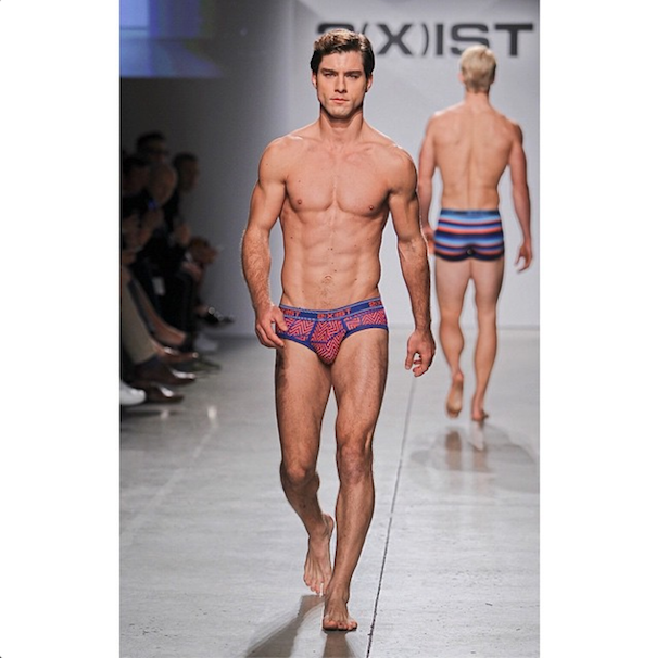 andre-ziehe-model-model-2xist-fashion-show-2015