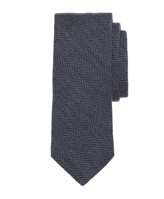 Brooks-Brothers-Heathered-Herringbone-Tie