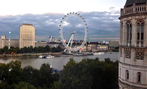 london-eye-view