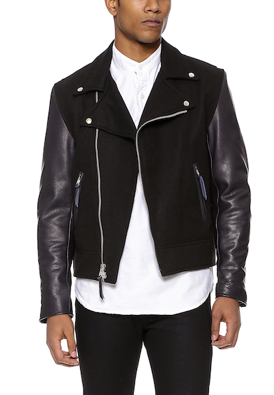 Golden-Bear-wool-leather-jacket