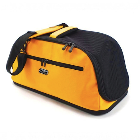 sleepypod-air-orange-travel-bag