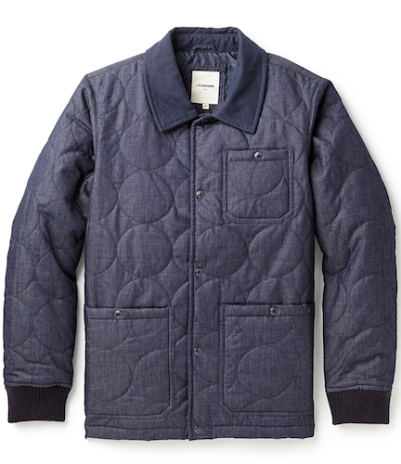 La-Panoplie-Quilted-Chambray-Jacket