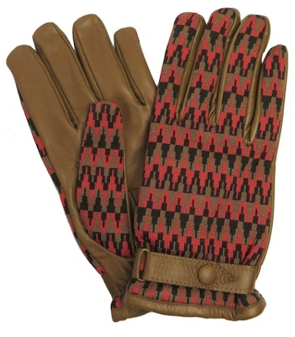 ugg tweed gloves