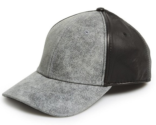 Gents-Leather-Baseball-Cap