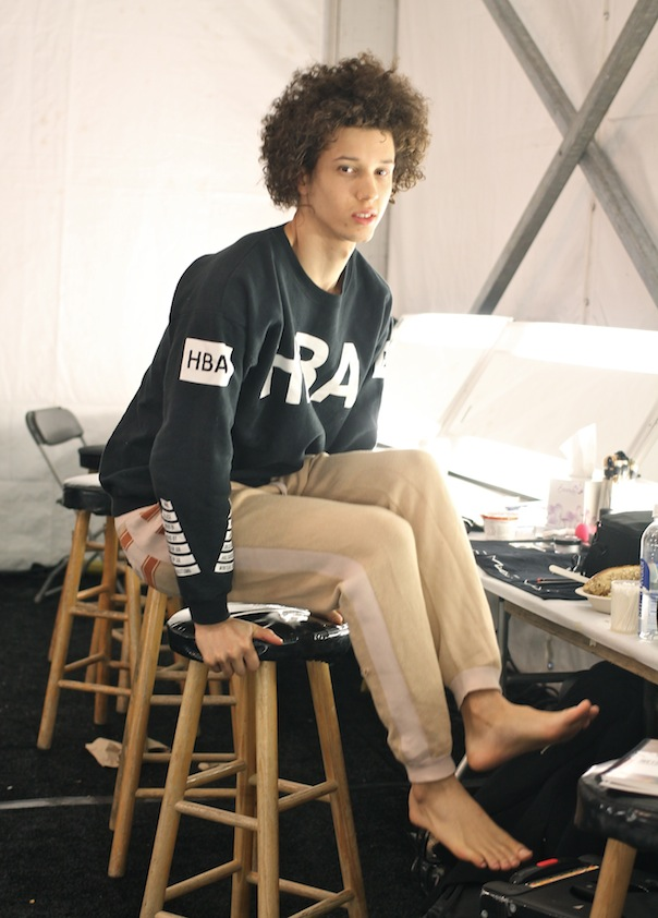 lacoste-fall-winter-2015-backstage-10-model-abiah