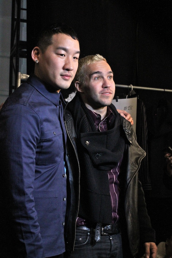 richard-chai-fall-2015-backstage-22-Pete-Wentz