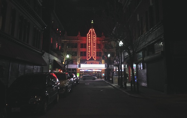 providence-downtown-night-thearter
